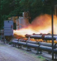 explosieproef / filterunit test op de testbaan